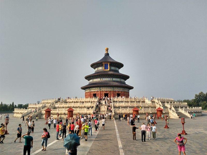 templo oracion buena cosecha pekin