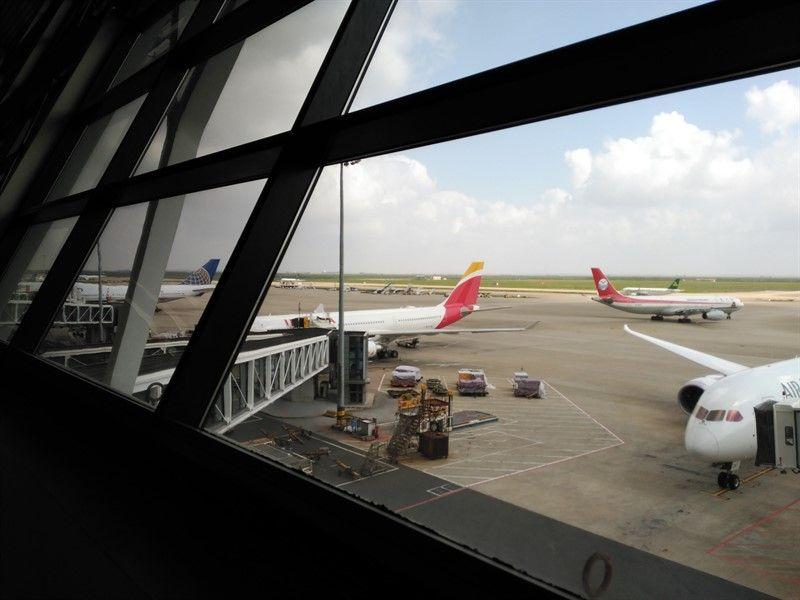 avion iberia shanghai madrid