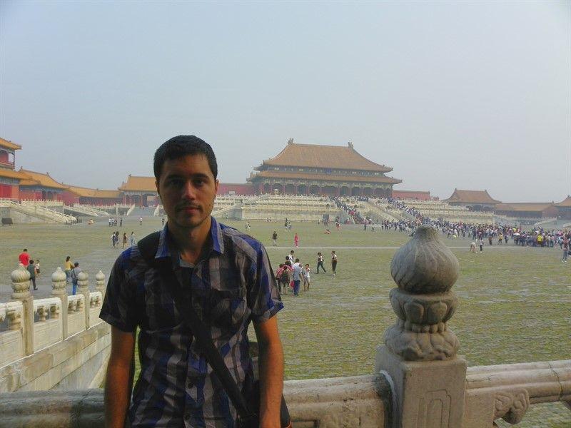 ciudad prohibida pekin explanada