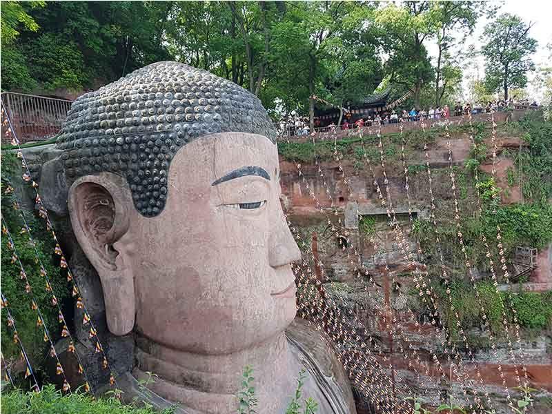 Excursión al Gran Buda de Leshán
