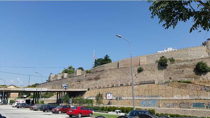 Fortaleza de Skopie