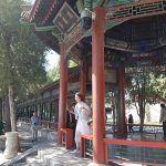 Llegada a China, primeros trámites y visita al Palacio de Verano de Pekín