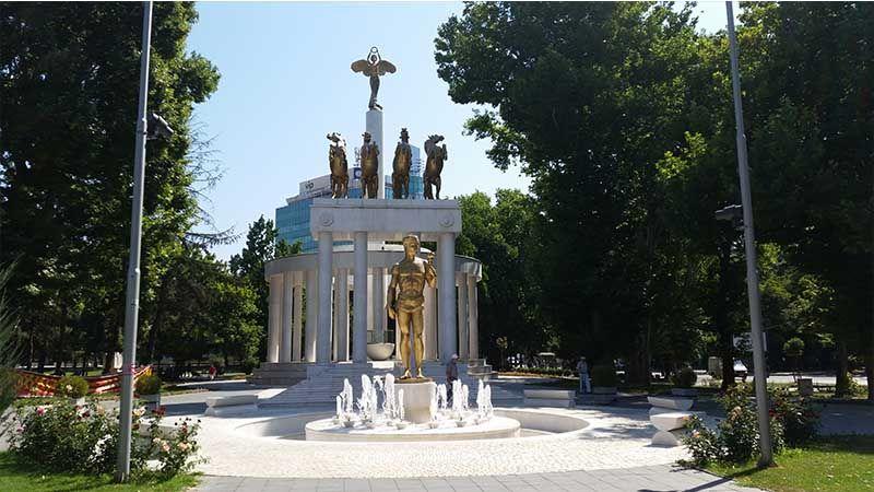 Parque de las Mujeres Guerreras