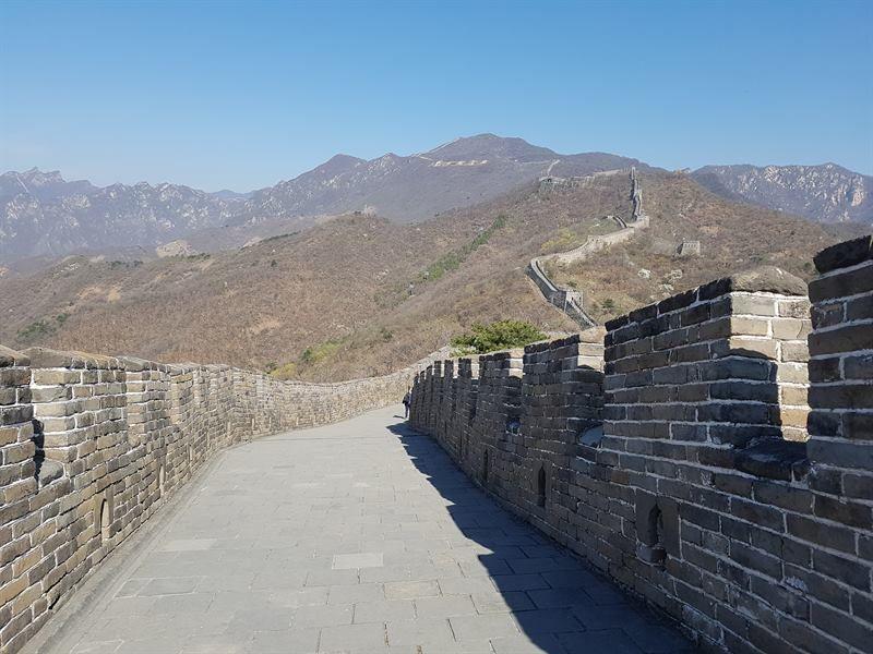 Ruta de 21 días por China: organización y datos