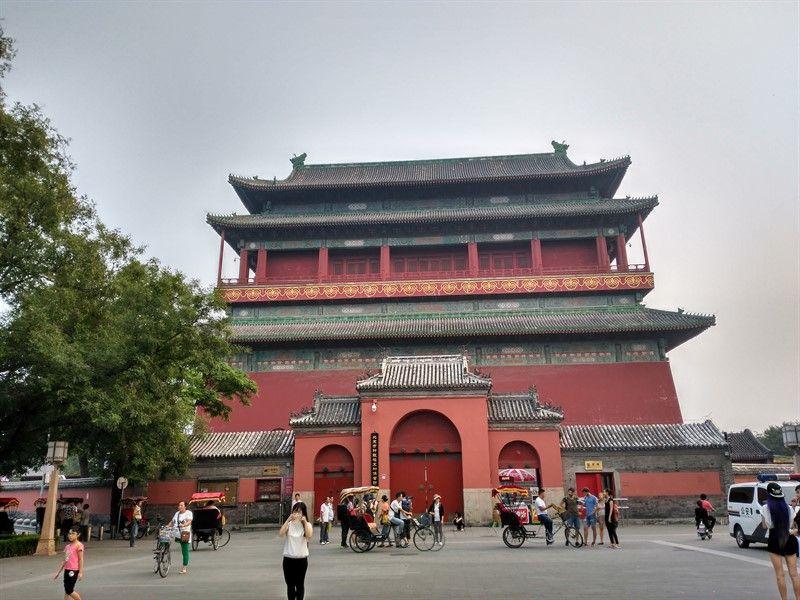 torre tambor pekin