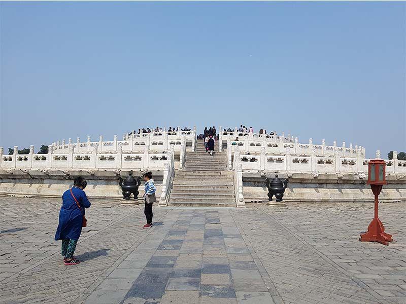 Altar del Cielo, en Pekín