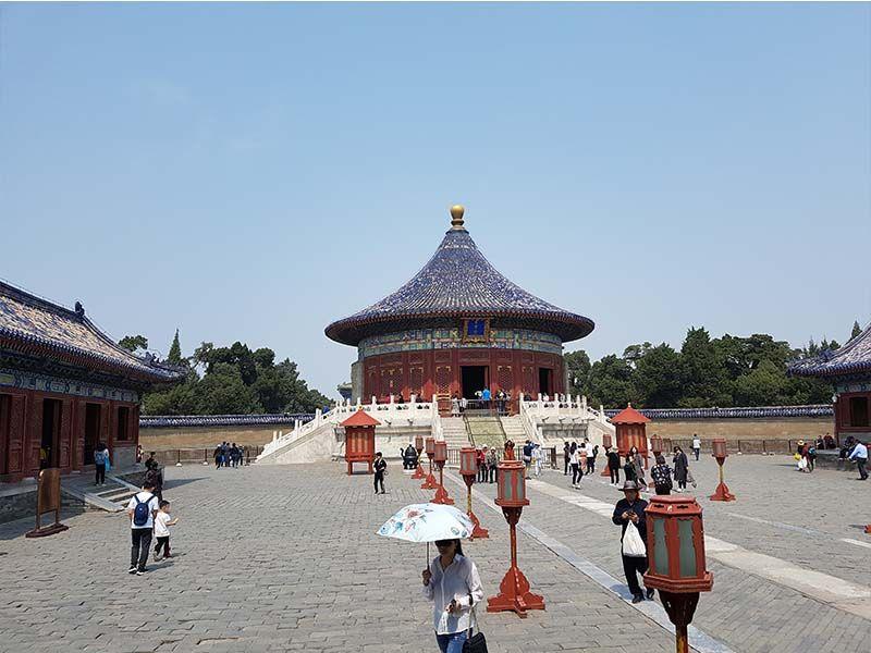 La Bóveda Imperial del Templo del Cielo