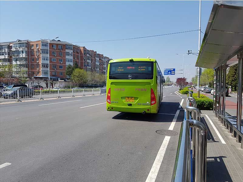 Bus 916 Express, la mejor manera de ir de Pekín a la Gran Muralla en Mutianyu