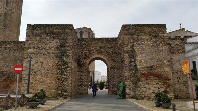 Olivenza y su castillo