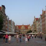Cómo ir del aeropuerto de Gdansk al centro