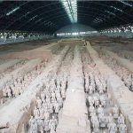 Xian: Guerreros de terracota, Gran pagoda de Dayanta y muralla