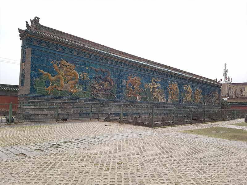 Muro de los Nueve Dragones de Datong