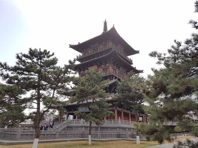 Pagoda de Huayan