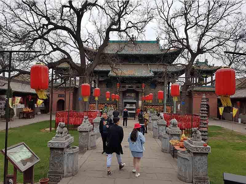 Templo Chuang Huang
