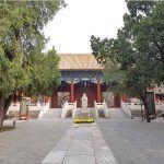 Templo de Confucio y tren nocturno de Pekín a Datong