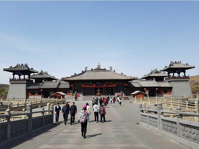 Templo de las grutas de Yungang