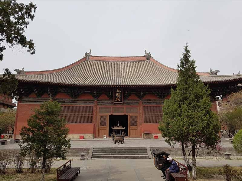 Templo de Shanhua