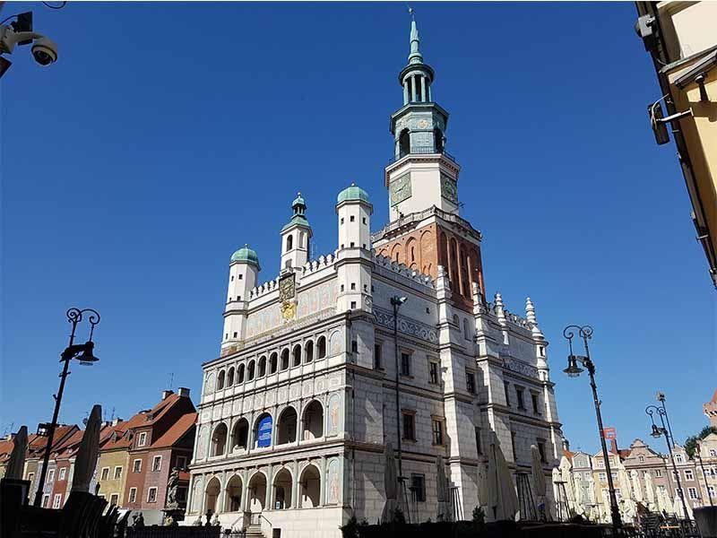 El ayuntamiento, un lugar que visitar en Poznan en un día