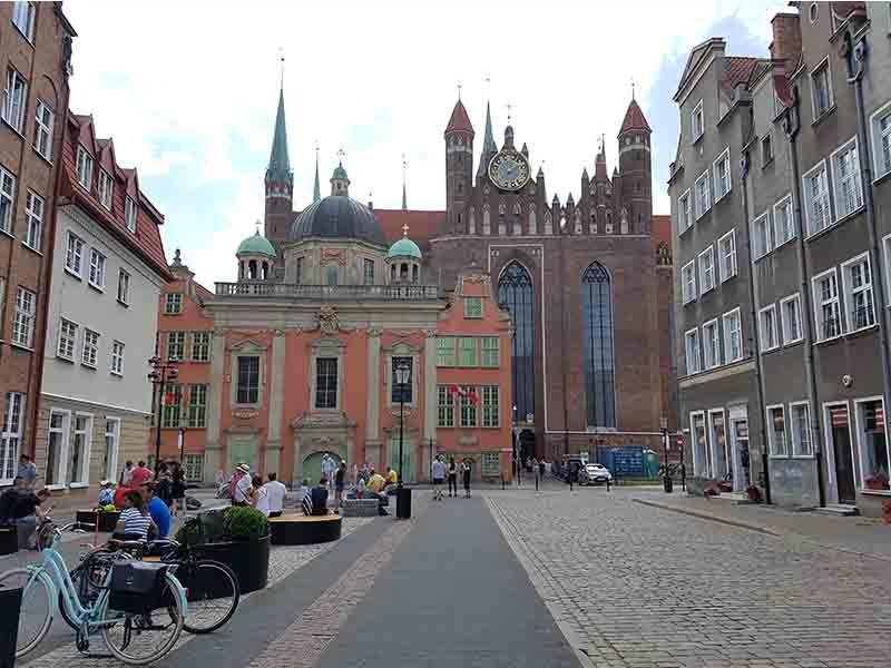 Basílica de Santa María de Gdansk