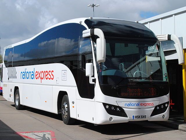 bus national express