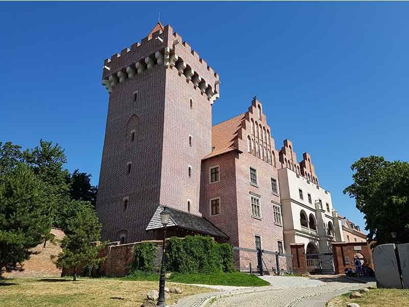 Vistas del castillo Real