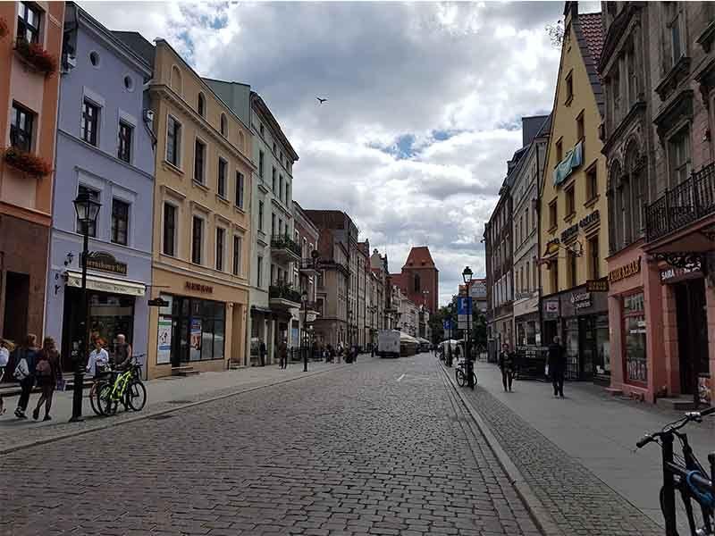 Centro histórico de Torun