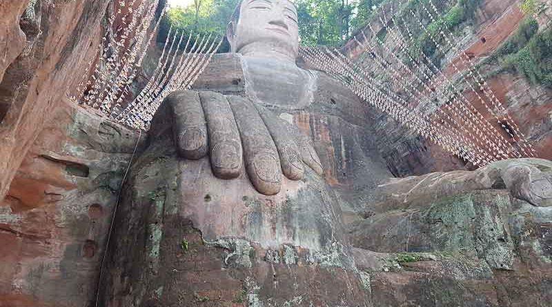 Buda Gigante de Leshán