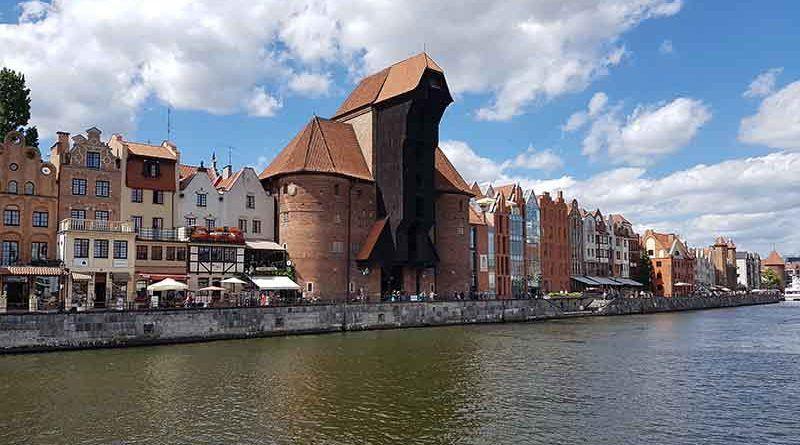 La grúa medieval, un lugar que ver en Gdansk en 3 días
