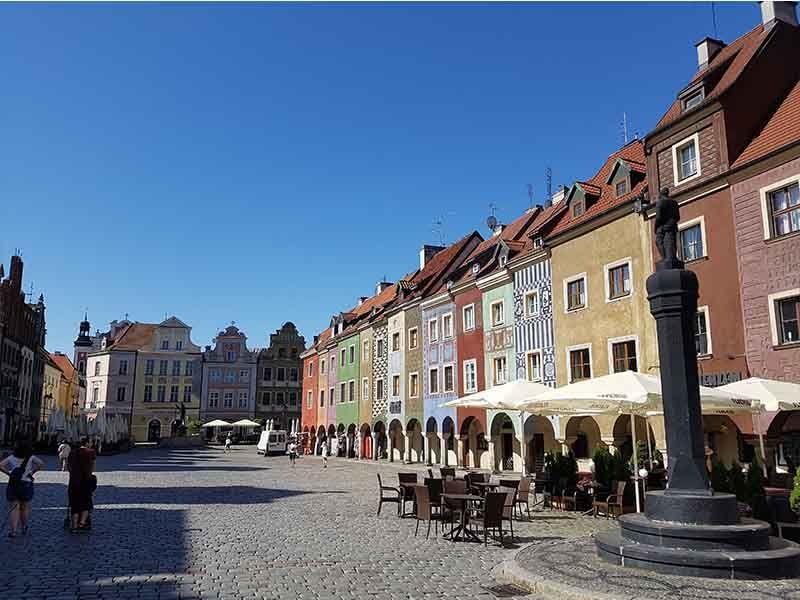 La Plaza del Mercado de Poznan