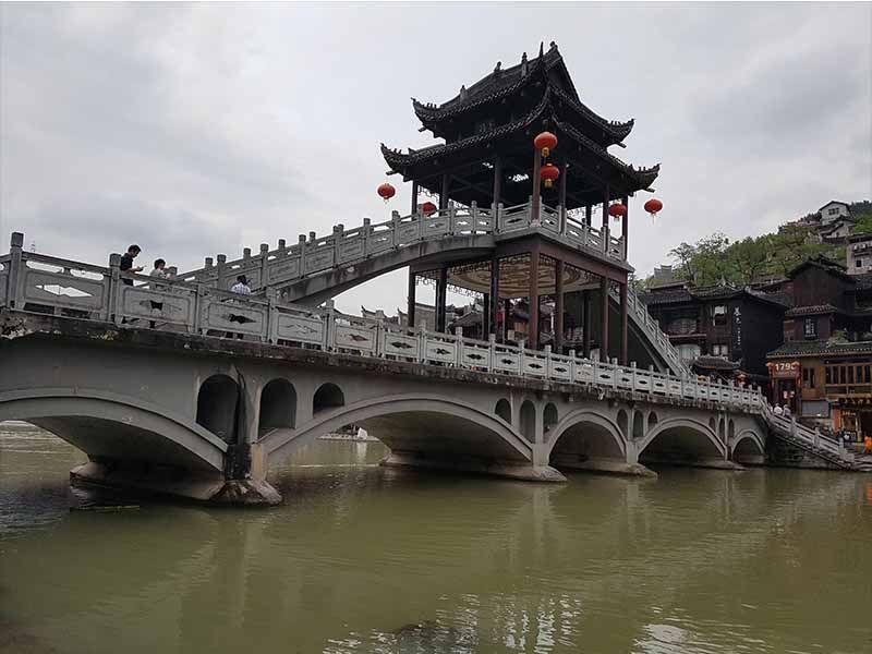 El puente Nanhua