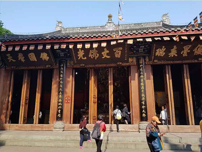 Templo de Lingyun