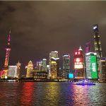 Shanghái: primeras impresiones y visita al Bund de noche