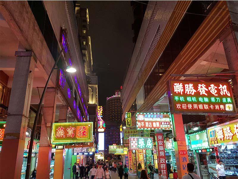 Cambiar dinero en Macao en los casinos