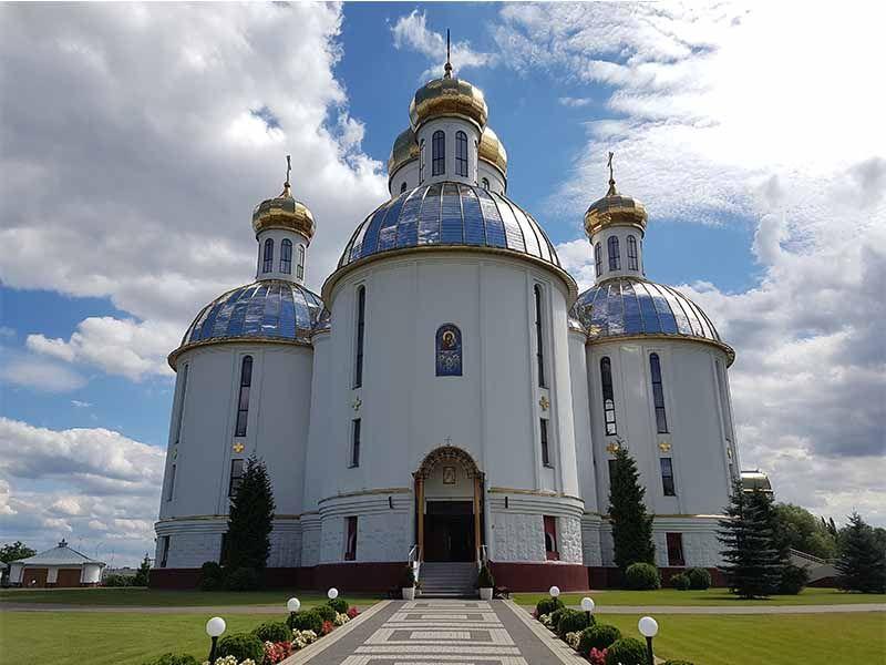 Catedral ortodoxa de la Santa Resurrección