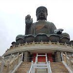 Visita de un día por Hong Kong: Gran Buda de Lantao, templos y espectáculo de luces