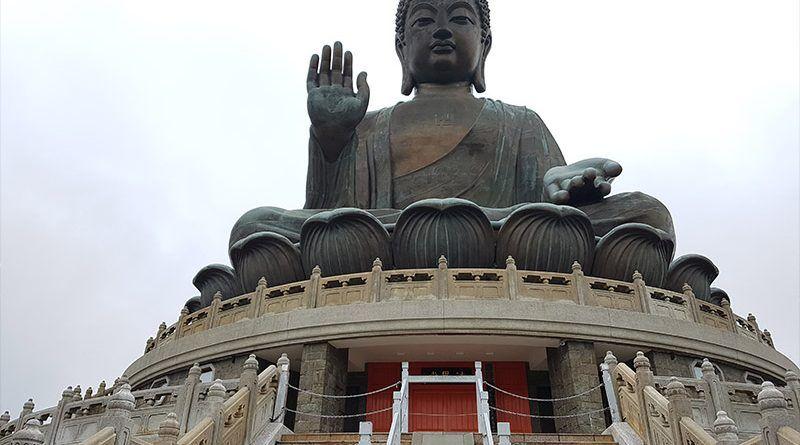 El Gran Buda de Lantao