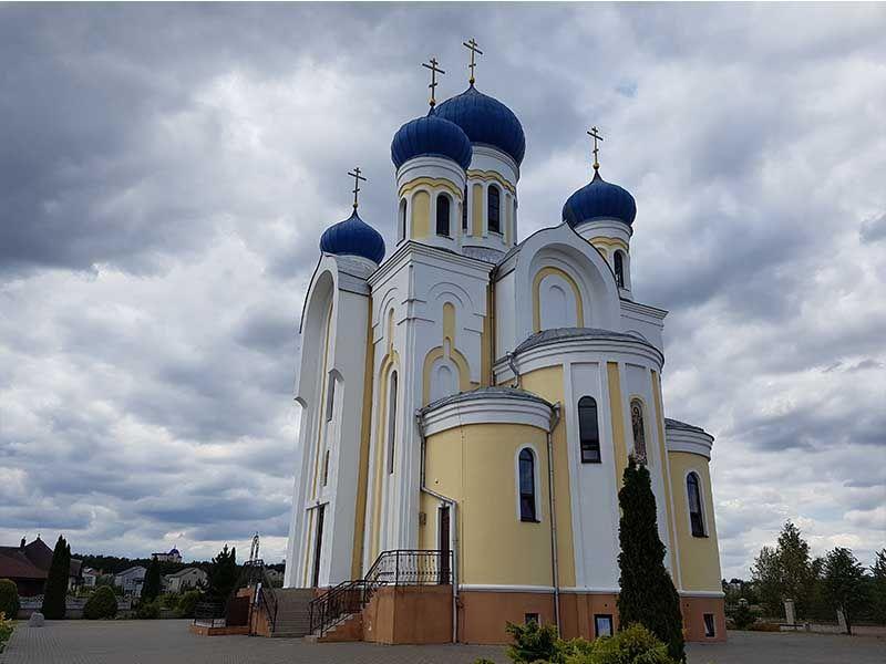 Iglesia ortodoxa de San Jorge