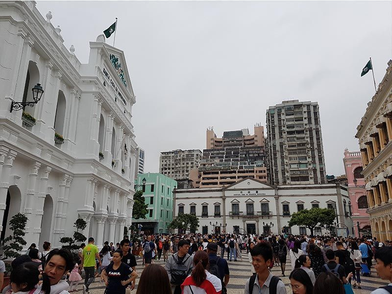 Largo do Senado de Macao