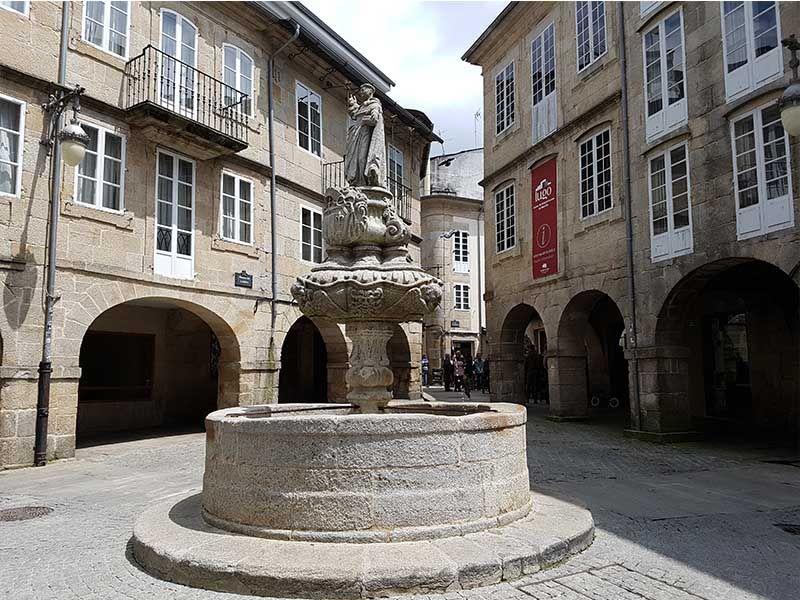 Plaza del Campo, sitio para tapear en Lugo