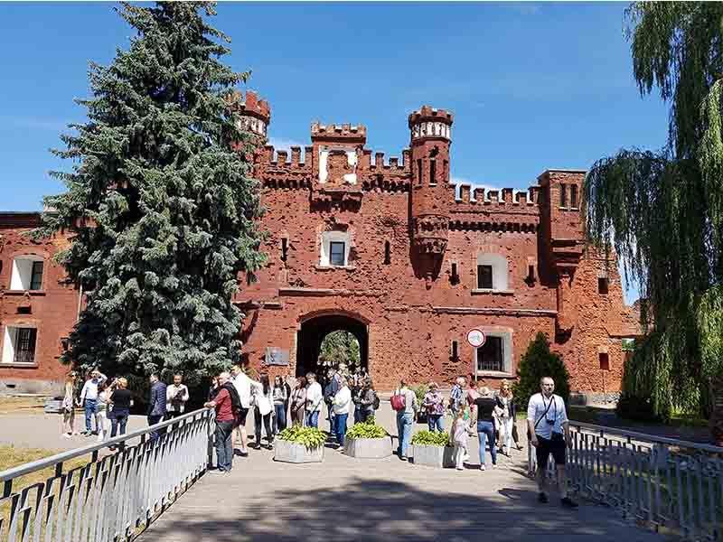 Puerta de Kholm, un icono para Bielorrusia