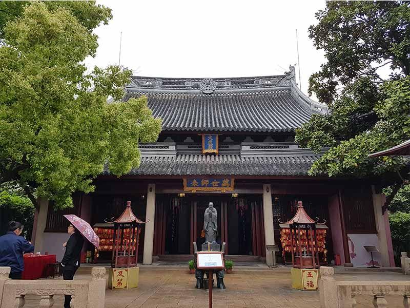 Templo de Confucio de Shanghái
