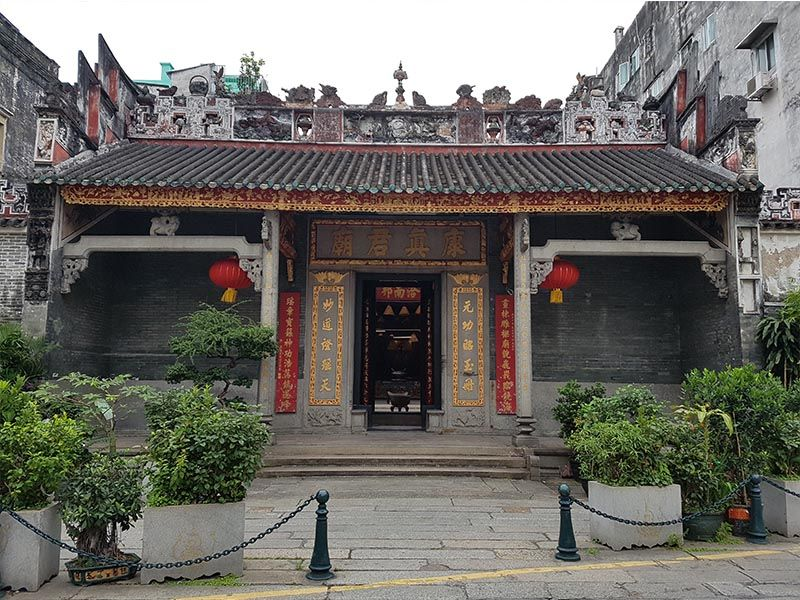 Templo Hong Kung, lugar que ver en Macao en un día