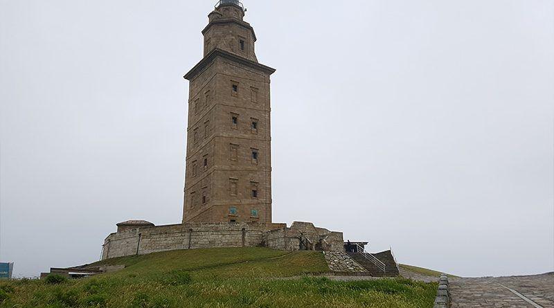 Torre de Hércules, imprescindible que ver en La Coruña en un día