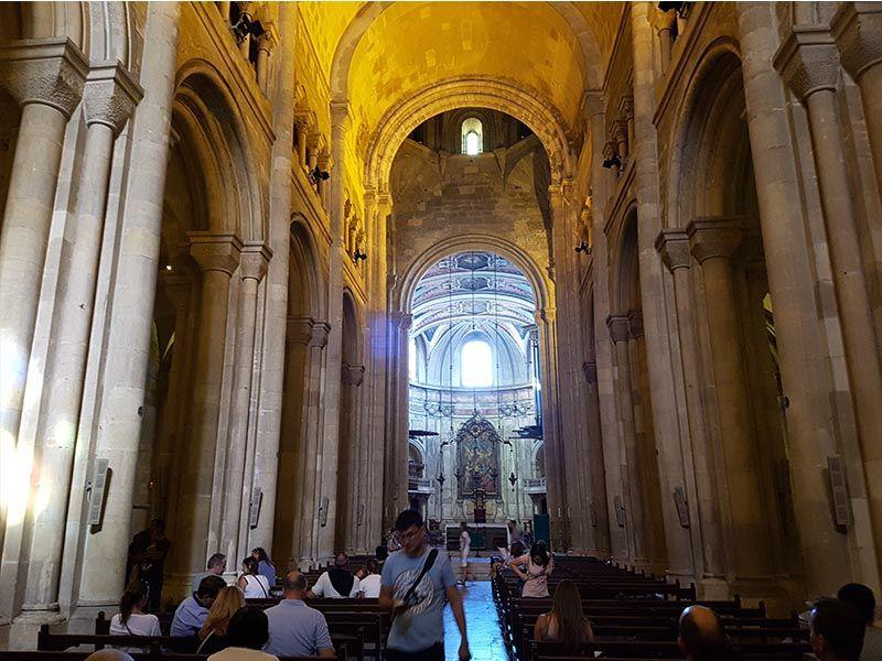 La catedral, un lugar que ver en Lisboa en un fin de semana