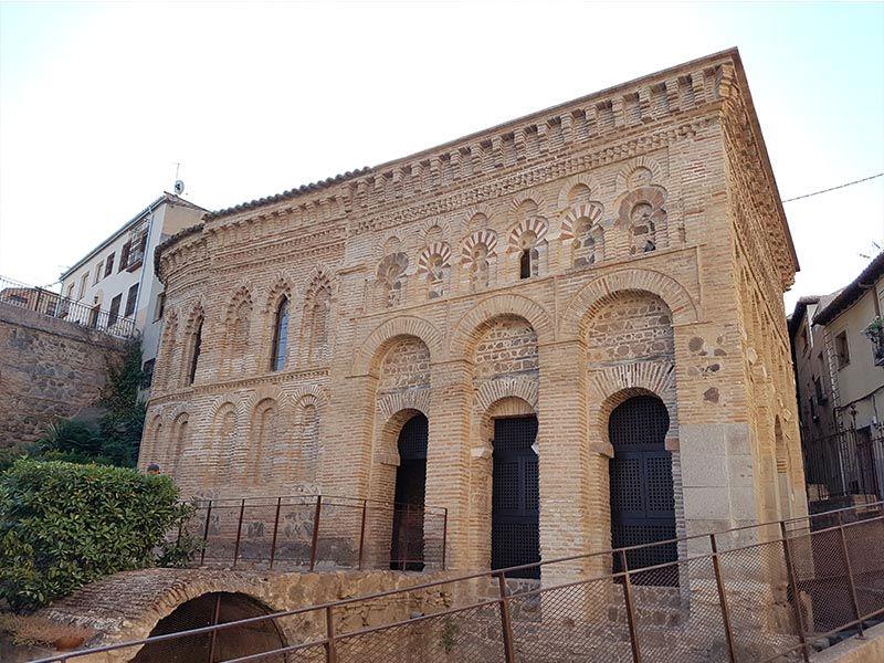 Mezquita del Cristo de la Luz, en Toledo