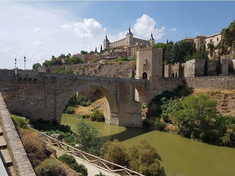 Puente de Alcántara de Toledo