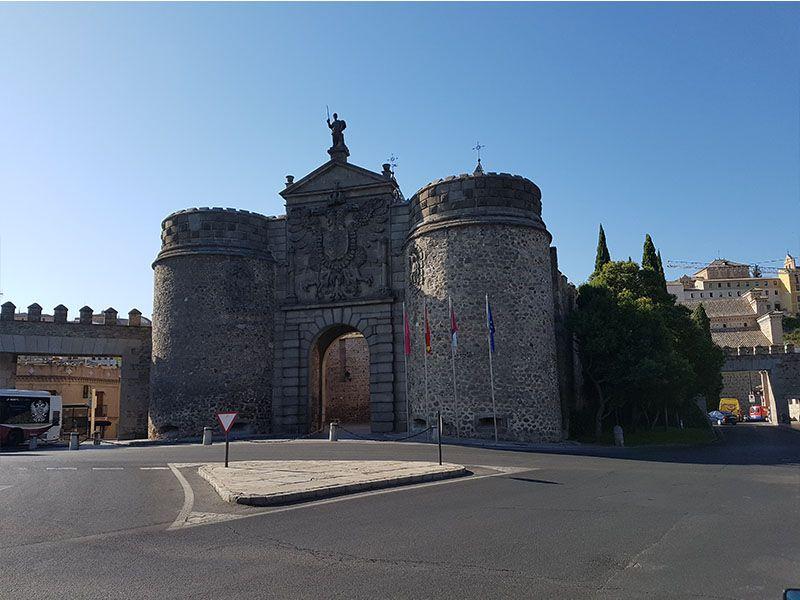 La Puerta Nueva de Bisagra