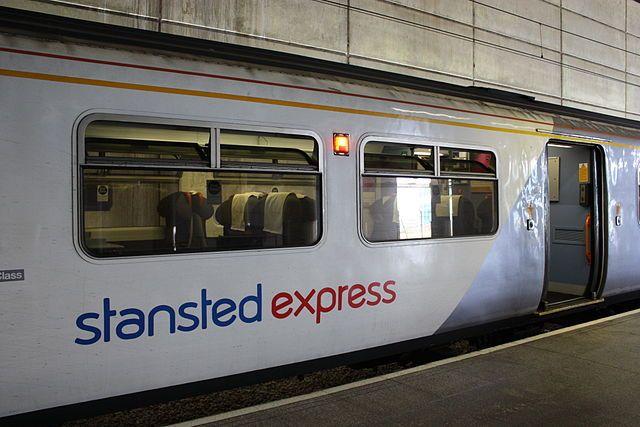 tren stansted express