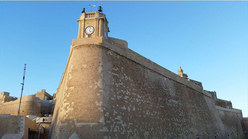La ciudadela de Victoria es un lugar que ver en una ruta de 4 días por Malta