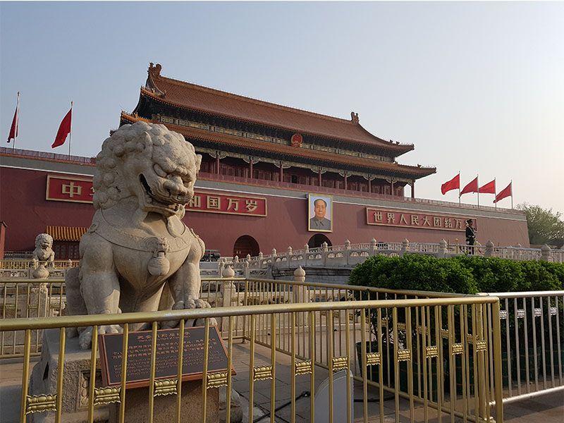 Ciudad Prohibida de China